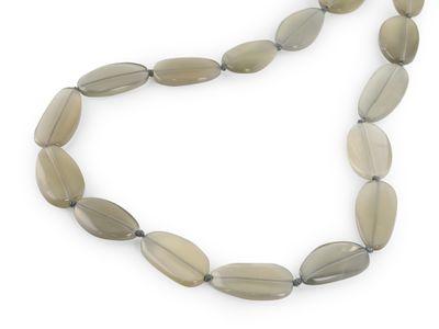 Silver Moonstone A Grade Strands (N)