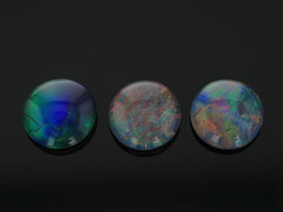 Opal Triplet 7mm Round