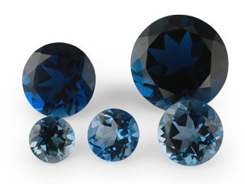 Topaz London Blue 5.75mm Round (T) EOL