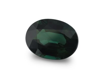 Sapphire Parti 8x6mm Oval (E)