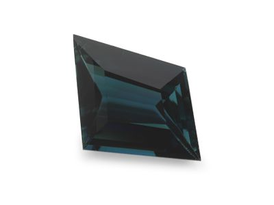 Tourmaline Blue 8mm F/Form Rhomboid (N)