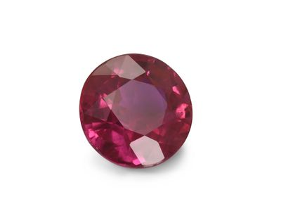 Ruby 6mm Round (E)
