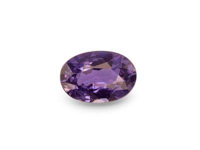 Sapphire Purple 6x4mm Oval (E)