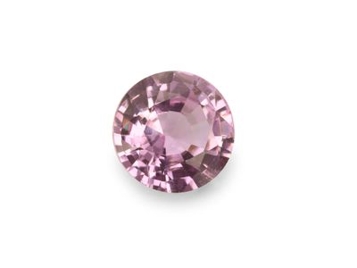 Sapphire Pale Pink 5.4mm Round (E)