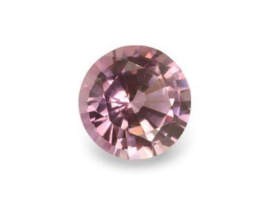 Sapphire Mid Pink 6.5mm Round (E)