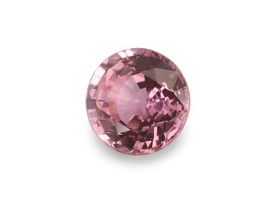 Sapphire Mid Pink 6mm Round (E)