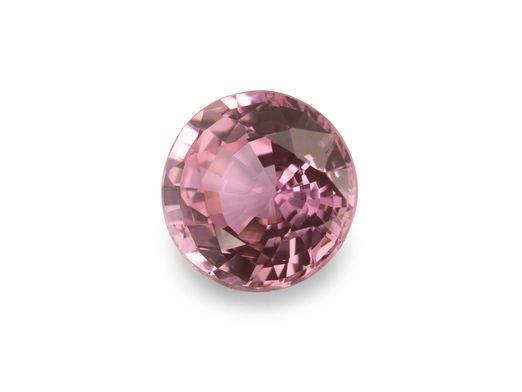 Sapphire Mid Pink 6mm Round (E)