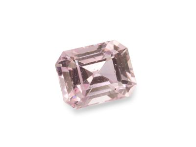 Sapphire Pastel Pink 6.9x5.3mm Em/c (E)