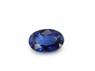 Sapphire Natural Ceylon 5.7x3.7mm Oval (E)
