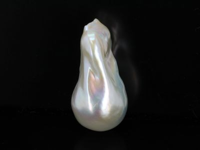 Pearl F/W Baroque White 29x17mm Freefrom H/D (C)