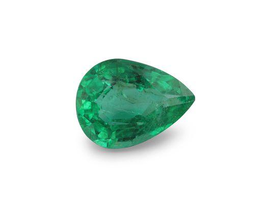 Emerald 7.6x5.7mm Pear (E)