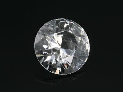 Sapphire White 7.1mm Round (E)
