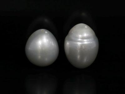 FW Pearl Dyed Grey 10-11mm Drop HD (C)