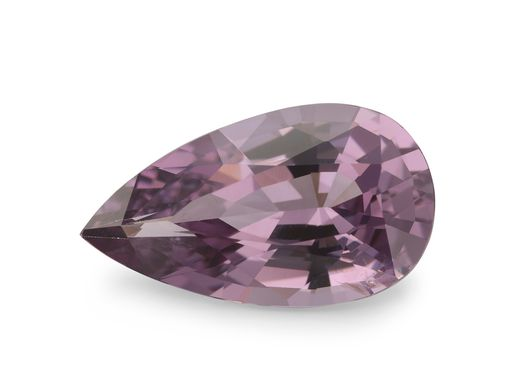Spinel Pale Purple Pink 12x6.85mm Pear Mogok (N)