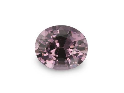 Spinel Purple Pink 7.2x6.1mm Oval Mogok (N)