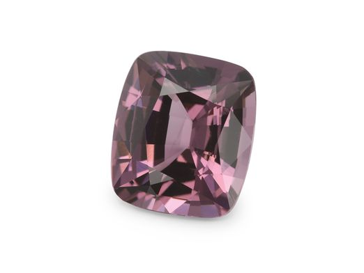 Spinel Purple Pink 7.5x6.5mm Cushion Mogok (N)