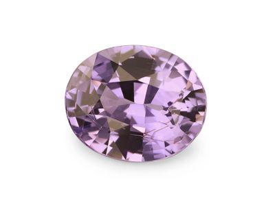 Sapphire Lt Purple 9.29x7.59mm Oval (E)