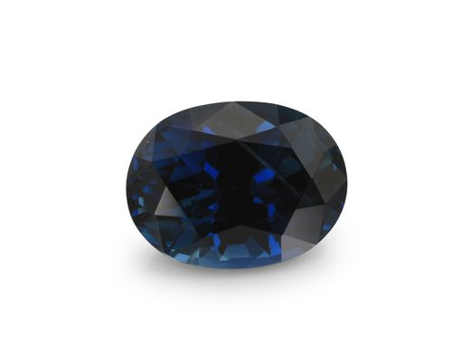 Sapphire Mid Royal Blue 7.5x5.7mm Oval (E)