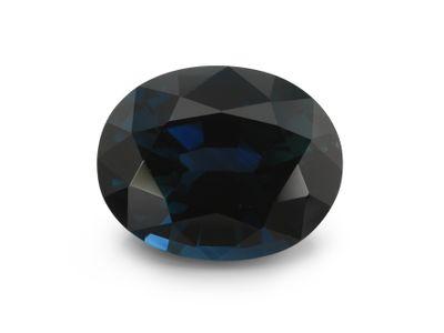 Sapphire Mid Royal Blue 8.9x7.1mm Oval (E)