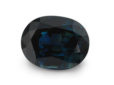 Sapphire Mid Royal Blue 9.7x7.7mm Oval (E)
