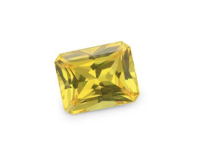 Sapphire Bright Yellow 6.5x5mm Em/c (E)