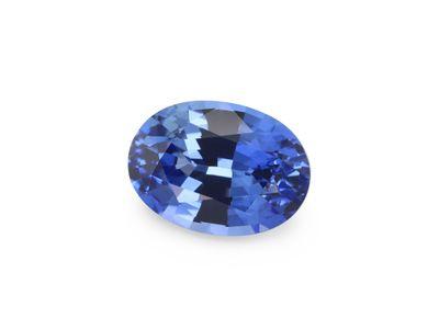 Sapphire Ceylon Bl 7x5mmOval (E)