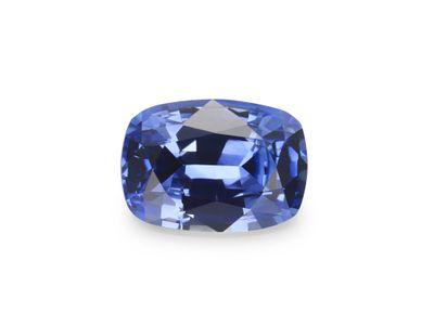 Sapphire Ceylon Lt Blue 7x5mm Cushion  (E)