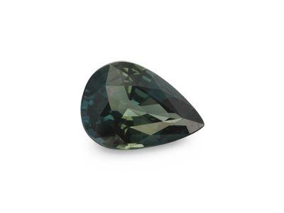 Sapphire Teal 7.3x5.25mm Pear (E)