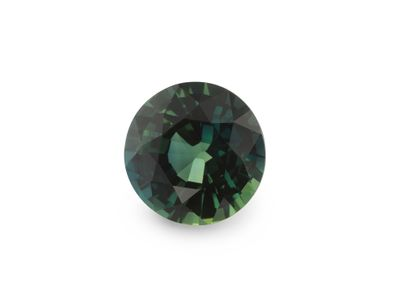 Sapphire Teal 5.9mm Round (E)