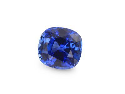 Sapphire Cey Deep Blue 5.8mm Sq Cushion  (E)