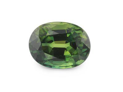Sapphire Green 8.3x6.3mm Oval (E)