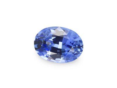 Sapphire Ceylon Mid Blue 7x5mm Oval (E)
