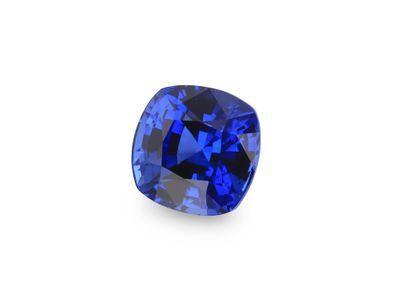 Sapphire Cey Deep Blue 5.2mm Sq Cushion  (E)
