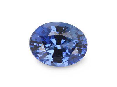 Sapphire Ceylon Mid Bl 8.2x6.3mm Oval (E)