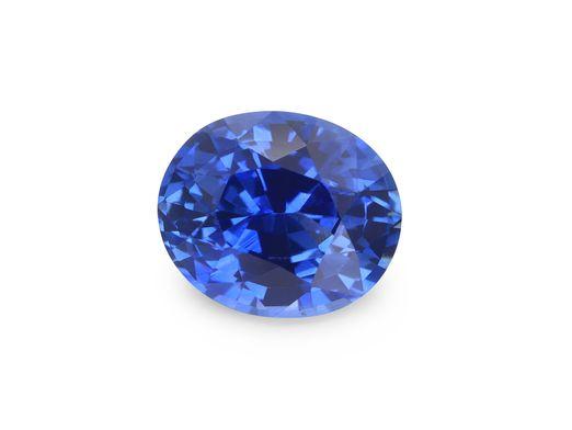 Sapphire Ceylon Br Bl 7x6mm Oval (E)