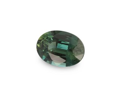 Sapphire Teal 6.5x4.7mm Oval(E)