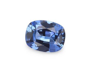 Sapphire Ceylon Mid-Blue 7x5.3mm Cushion (E)