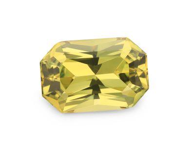 Sapphire Yellow 9x6mm Em/c Radiant (E)