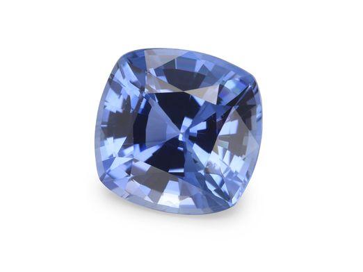 Sapphire Cey Lt Blue 7.7x7.5mm Sq Cushion  (E)