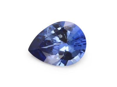 Sapphire Ceylon Mid Blue 8.4x6.4mm Pear (E)