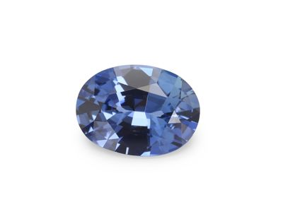Sapphire Ceylon Mid Blue 7.2x5.3mm Oval (E)