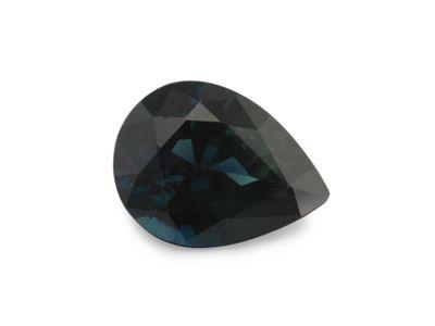 Sapphire Teal 7.9x6.1mm Pear (E)