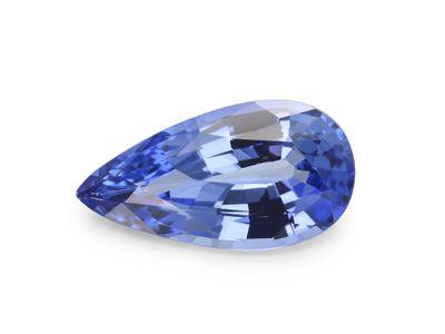 Sapphire Ceylon Mid Blue 10.4x5.5mm Pear (E)