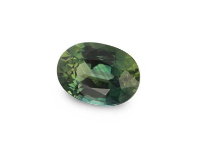 Sapphire Teal 7x5mm Oval (E)