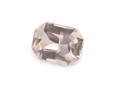 Sapphire Pale Pink 7.2x5.4mm Oval (N)
