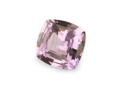 Sapphire Pale Pink 6.4mm Sq Cushion (E)