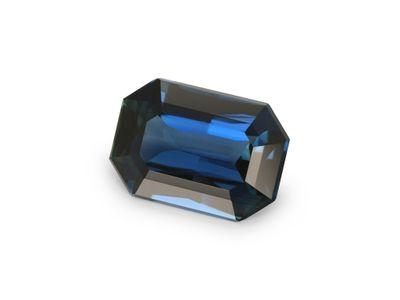 Sapphire Aust Steel Bl 7.1x5mm Em/c (E)