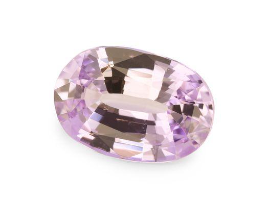 Sapphire Pale Purple 10x6.8mm Oval (N)
