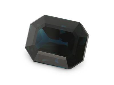 Sapphire Aust Fine Royal Bl 8.8x7mm Em/c (E)