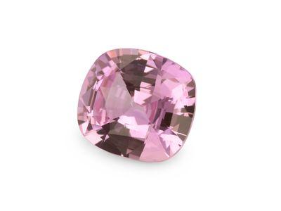 Sapphire Pink 6.8x6.2mm Cushion (E)